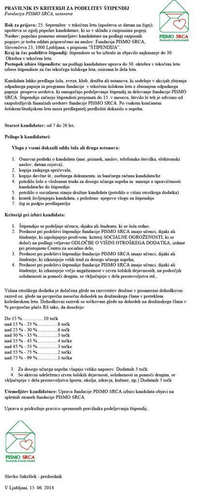 Fundacija-PISMO-SRCA---PRAVILNIK-IN-KRITERIJI-ZA-PODELITEV-STIPENDIJ-1